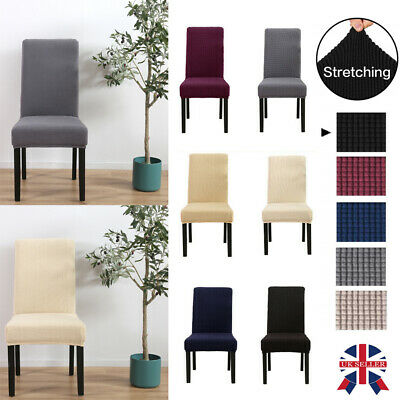 Dining Chair Covers Stretch Removable