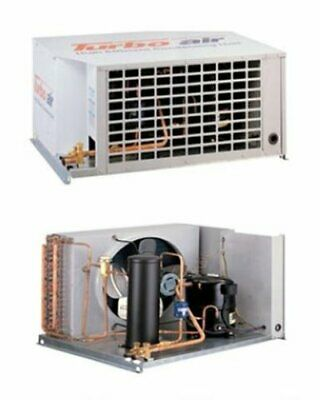 Turbo Air Walkin Cooler Condenser/Compressor, NEW 61,600 BTU