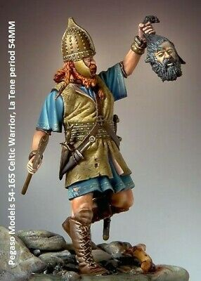 Pegaso Models 54-165 Celtic Warrior, La Tene period 54MM