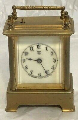 Waterbury Small Carriage Clock
