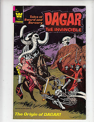 3.5 1972 Undead 40/% off Guide! Dagar the Invincible 1 VG-