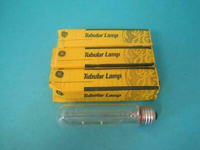 LOT OF 6  NEW UNUSED GE  9V LIGHT BULBS FG828-X1  4A//T8//SCP