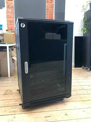 Free Standing Server Rack (As New)