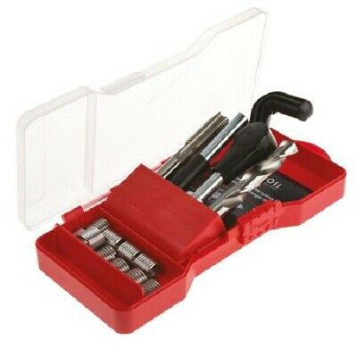 Recoil THREAD REPAIR KIT M12x1.75 13Pcs Combo Tap,Magnetic Tang Break Tool,Drill