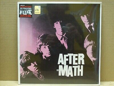 The Rolling Stones ‎- Aftermath UK - LP - 33 RPM - ABKCO 2003 - SEALED!