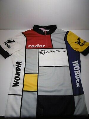 S/'ETIENNE UC PELUSSIN RETRO Cycling BIKE Jersey Shirt Tricot Maillot