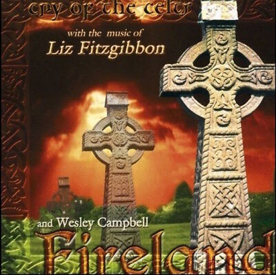 Fireland - Cry Of The Celts / Liz Fitzgibbon & Wesley Campbell - CD - Irish