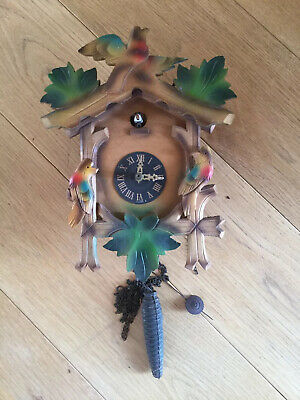 vintage cookoo clock - Not Working