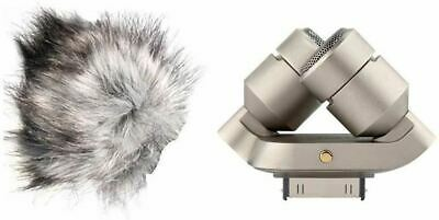 Rode iXY Stereo Microphone with DeadKitten kit