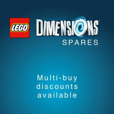LEGO Dimensions Replacement Toy Tags - PS4/PS3/XBOX/Wii U