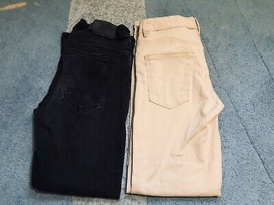 Boys Jeans Zara Age 11-12 Set Of Two Very Stylish