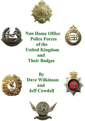 Railways, Parks, Airports, Ports, & Govt. Depts. Police Badge Collectors Guide.