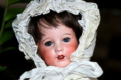 Adorable Antique French Character Toddler Doll by SFBJ 251