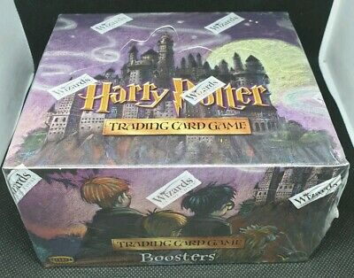 Harry Potter Base Set - Wotc Trading Card - Sealed Booster Pack Box