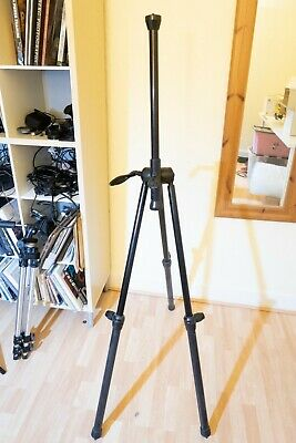 Benbo 1 Tripod. Made in England.