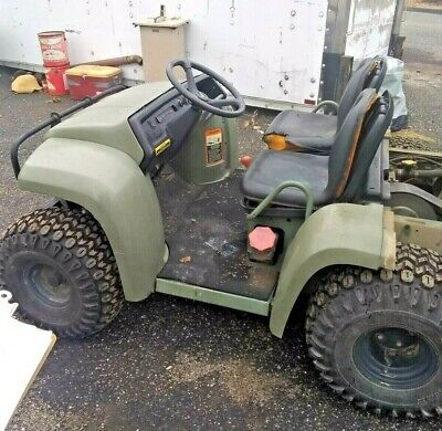 John Deere Gator with Dump Body 4 wheel drive - Runs Well, seats just replaced