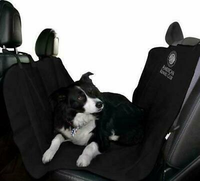 EXCELLENT AMERICAN KENNEL CLUB HAMMOCK STYLE CAR SEAT COVER Black