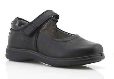 Colorado Gigi Girls Mary Jane School Shoe in Black