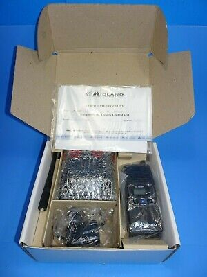 Midland 70-440BP UHF Transceiver with Antenna Battery & Charger NOS!