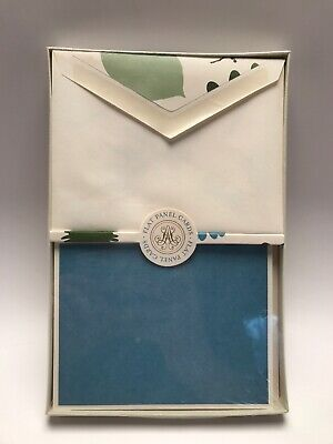 Southworth Anna Griffin Green Fern #20 Flat Panel Cards Envelopes Sealed New