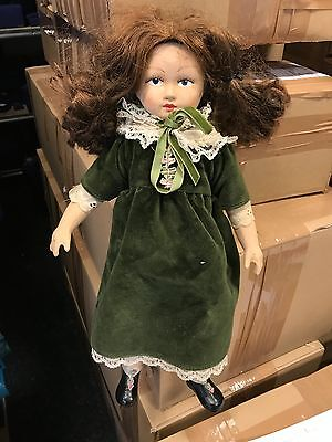 Old Doll 40 Cm. Top Condition