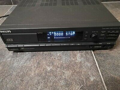Philips dcc 300 dcc300 digital compact cassette recorder taperecorder