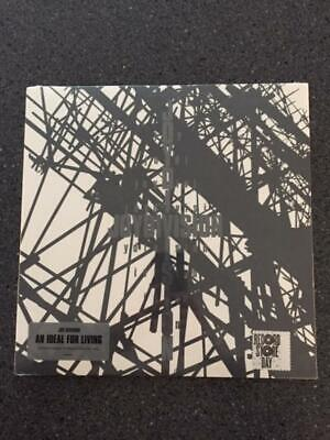 "JOY DIVISION ""An Ideal For Living"" 12"" VINYL/LP EP 45rpm Sealed 2014 New Order"