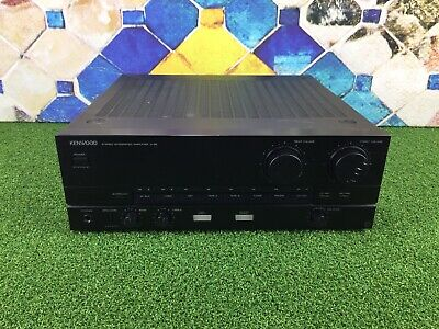 KENWOOD A-82 Stereo Integrated Amplifier - Surround Sound / Phono Input Hifi