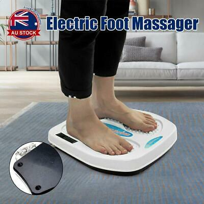 Electric Foot Massager Vibration Infrared Heat Leg Spa Relieve Fatigue Machine C