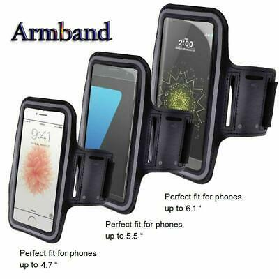 Phone holder for running armband Gym arm band jogging iphone case mobile 11 XR 7