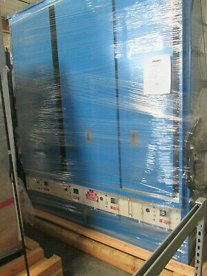 Thermco 5204 diffusion furnace, loadstation, source cabinet, tmx