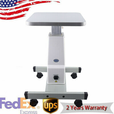 Electric Optometry Motorized Instrument Optical Power Table Optometry Lift Table