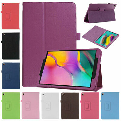 For New Samsung Galaxy Tab S5e 10.5 T720 T725 2019 Smart Leather Flip Case Cover