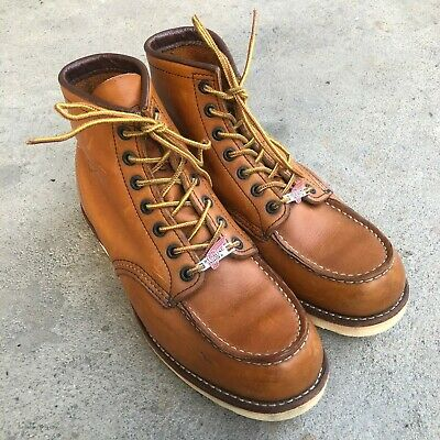 Pair Of Red Wing Shoes Boot Lace Shoe Keeper Usa