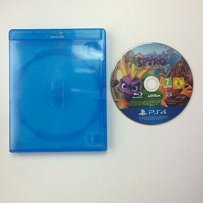 Spyro Reignited Trilogy PS4 Playstation 4 - Disc only, Sent same day