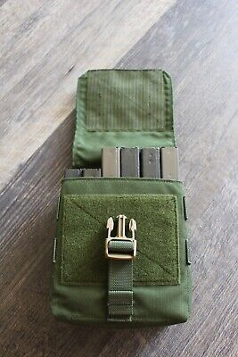 Eagle Industries M60 Pouch SWAT DFLCS OD Green with Divider New