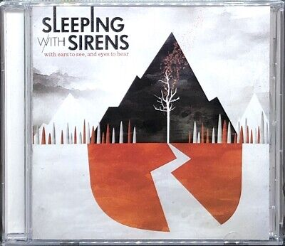 Sleeping With Sirens - With Ears To See And Eyes To Hear, Cd Album, (2010).