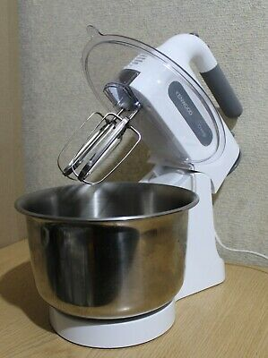 Kenwood Chefette  Hand Mixer with Bowl - White