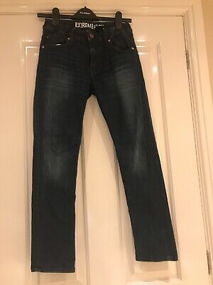 Boys H and M extreme flex jeans Age 11-12 Years 152cm