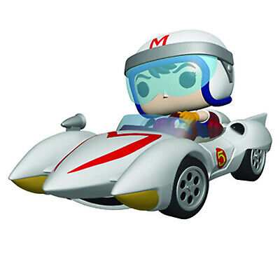 Funko Speed Racer POP Rides Speed With The Mach 5 Figure Set NEW
