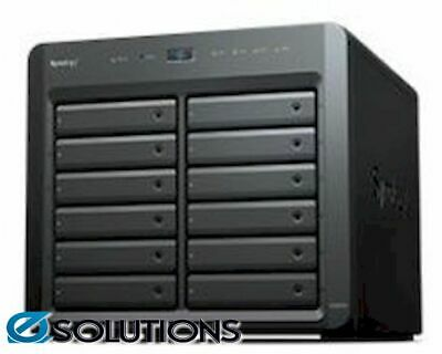 "Synology DiskStation NAS DS2419+ 12-Bay 3.5"" Diskless,  (Scalable)"