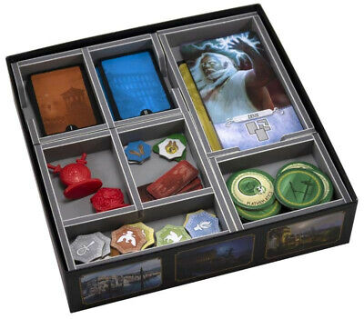 Folded Space Game Inserts - 7 Wonders Duel And Expansion  - BRAND NEW