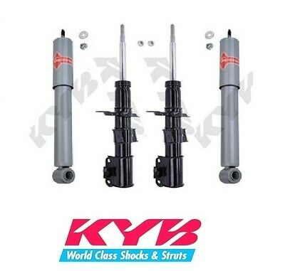 56-65 644.343.501.10 KYB Front and Rear Shock Absorber Set Porsche 356