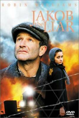 Jakob the Liar - DVD - VERY GOOD