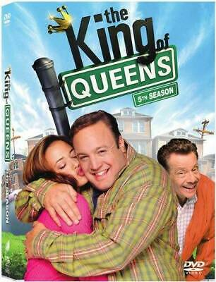 The King of Queens: Season 5 - DVD - VERY GOOD
