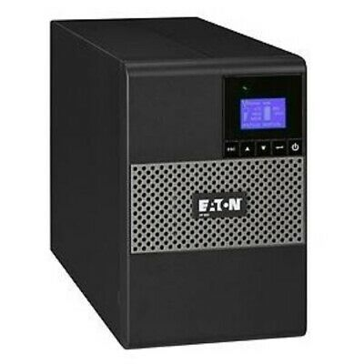 NEW 5P650AU EATON 5P 650VA / 420W TOWER UPS WITH LCD.b.
