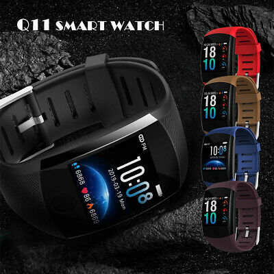XGODY Waterproof IP67 Smart Watch Fitness Tracker Heart Rate Blood Pressure UK