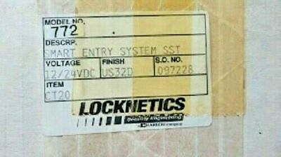 Locknetics By Schlage 772 Smart Entry System With Ct20 Controller Nos