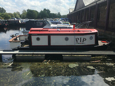 """Pip"" 21ft x 6ft10in Cruiser Stern Narrowboat"
