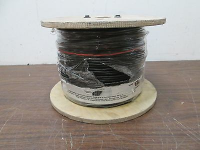 2C/16Awg Ft6 1000' Spool Cable Solid Copper Wire 1000 Ft Fplp Ft6 3122598
